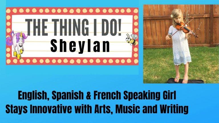 English and Spanish speaking children