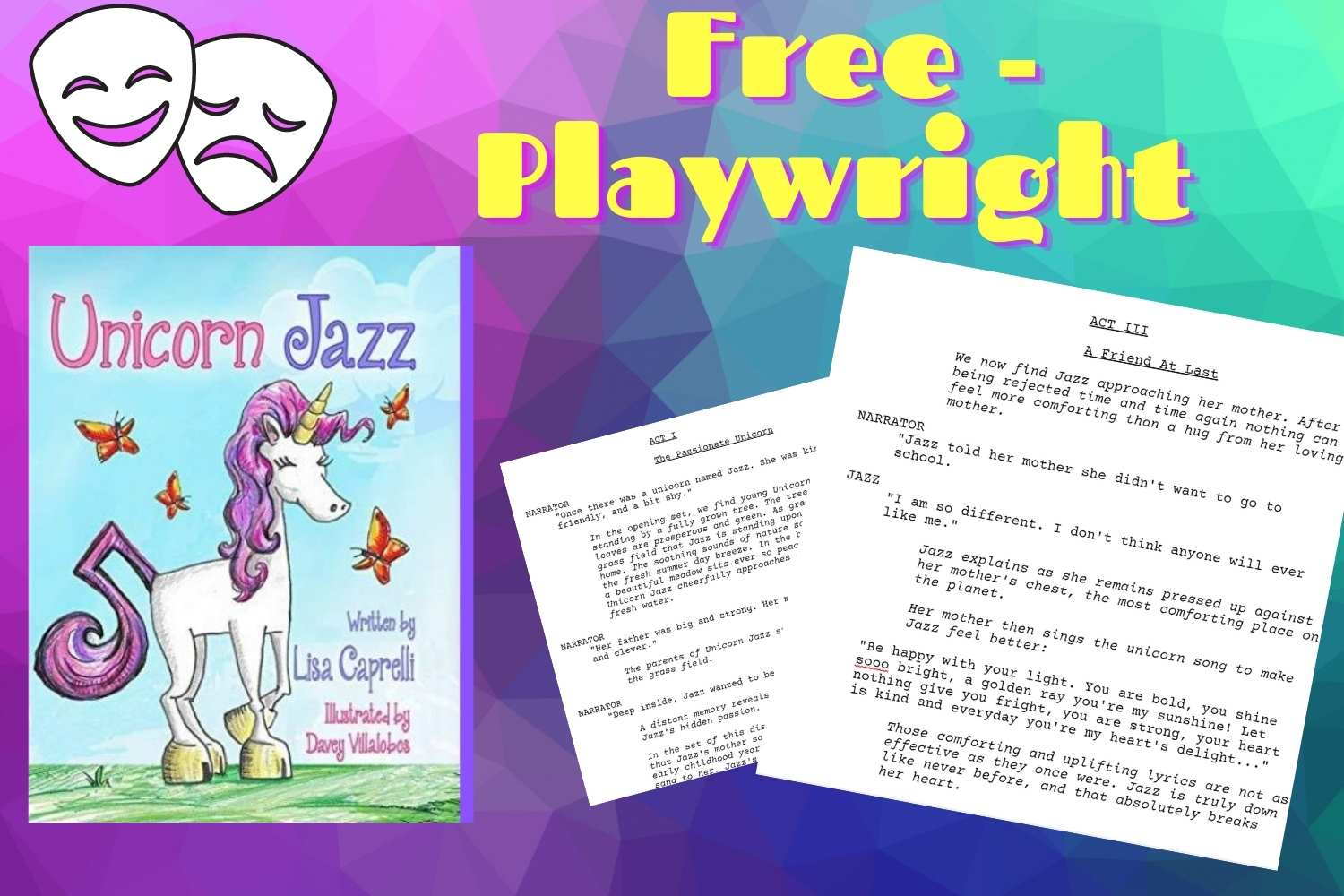 Free Theater Playwright Scripts