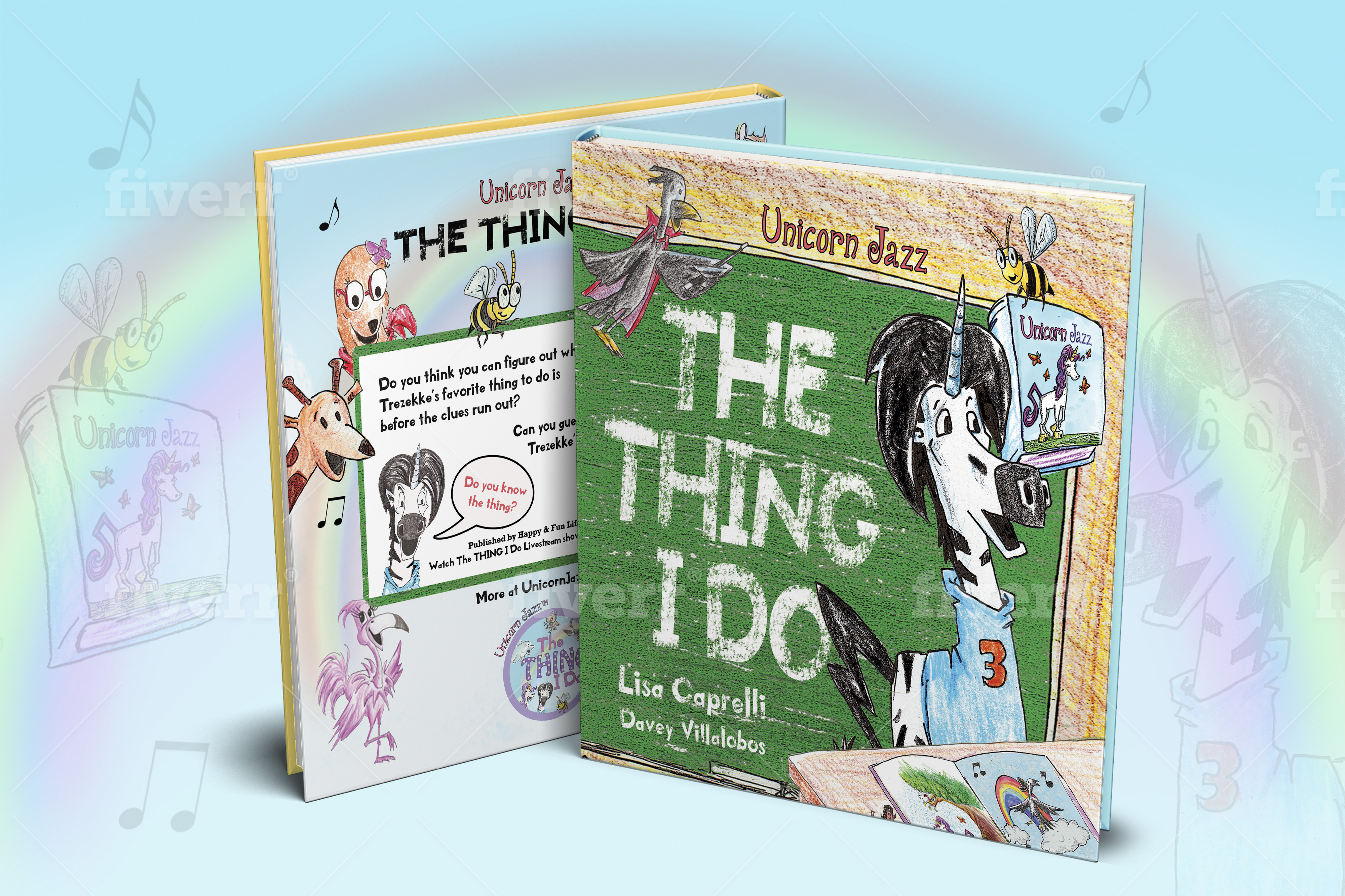 Children's Book That Helps Children Develop Talents and Passions