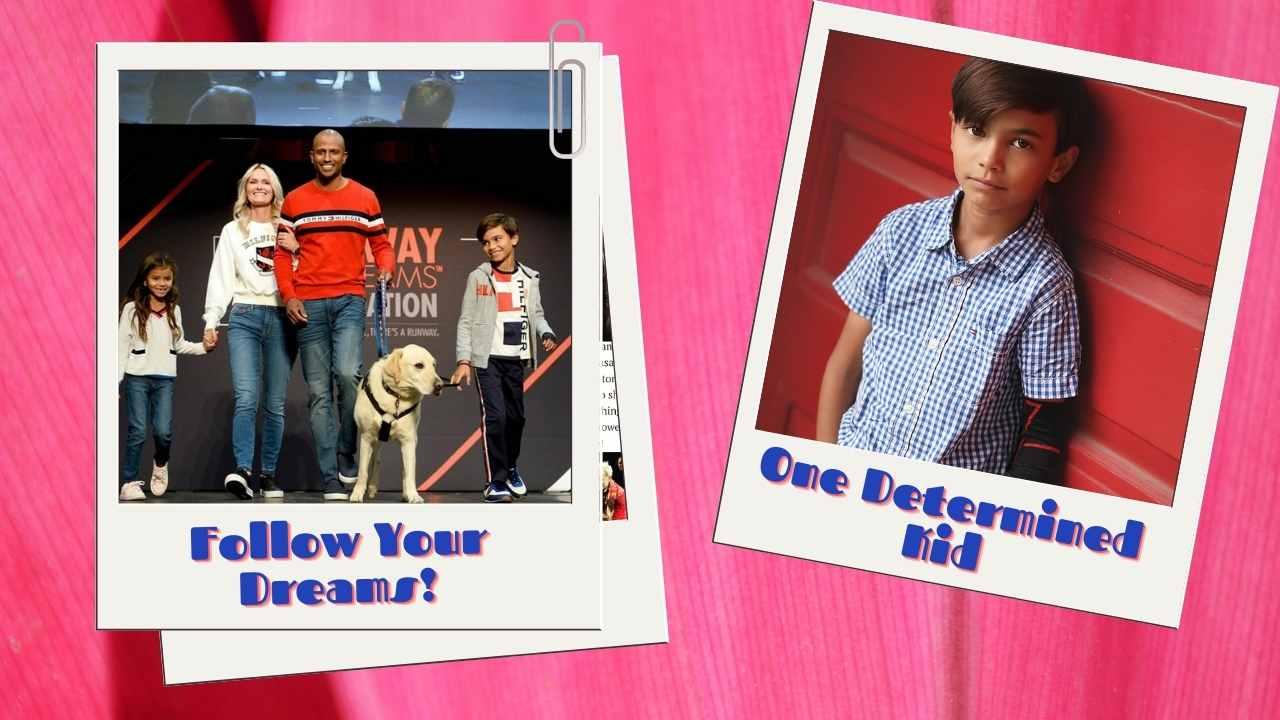 Cerebral palsy kid actor Jai