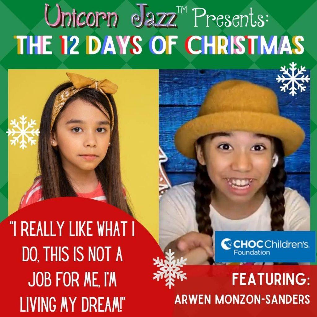 12 days of christmas kids music video