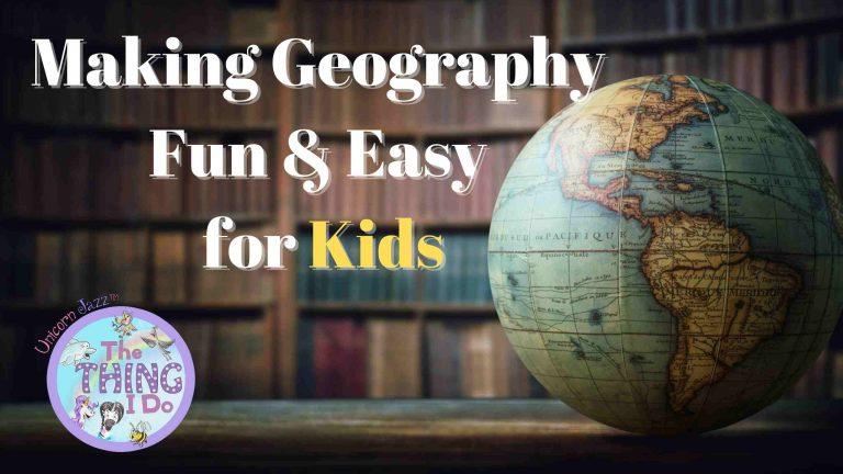 Making Geography Fun