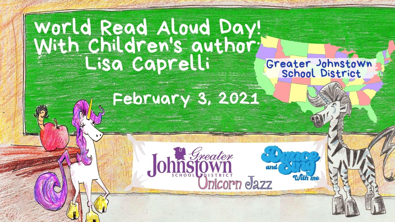 world read aloud day 2021 johnstown new york