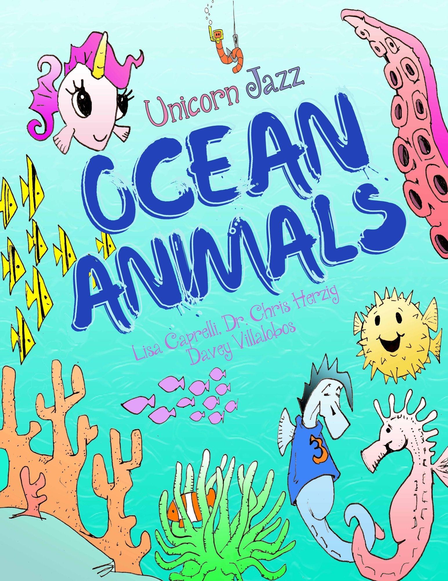 Unicorn jazz book series