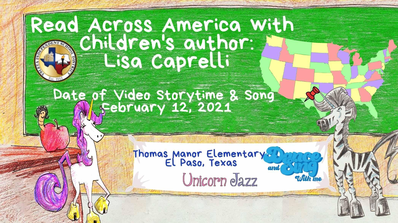 Thomas Manor elementary school visit