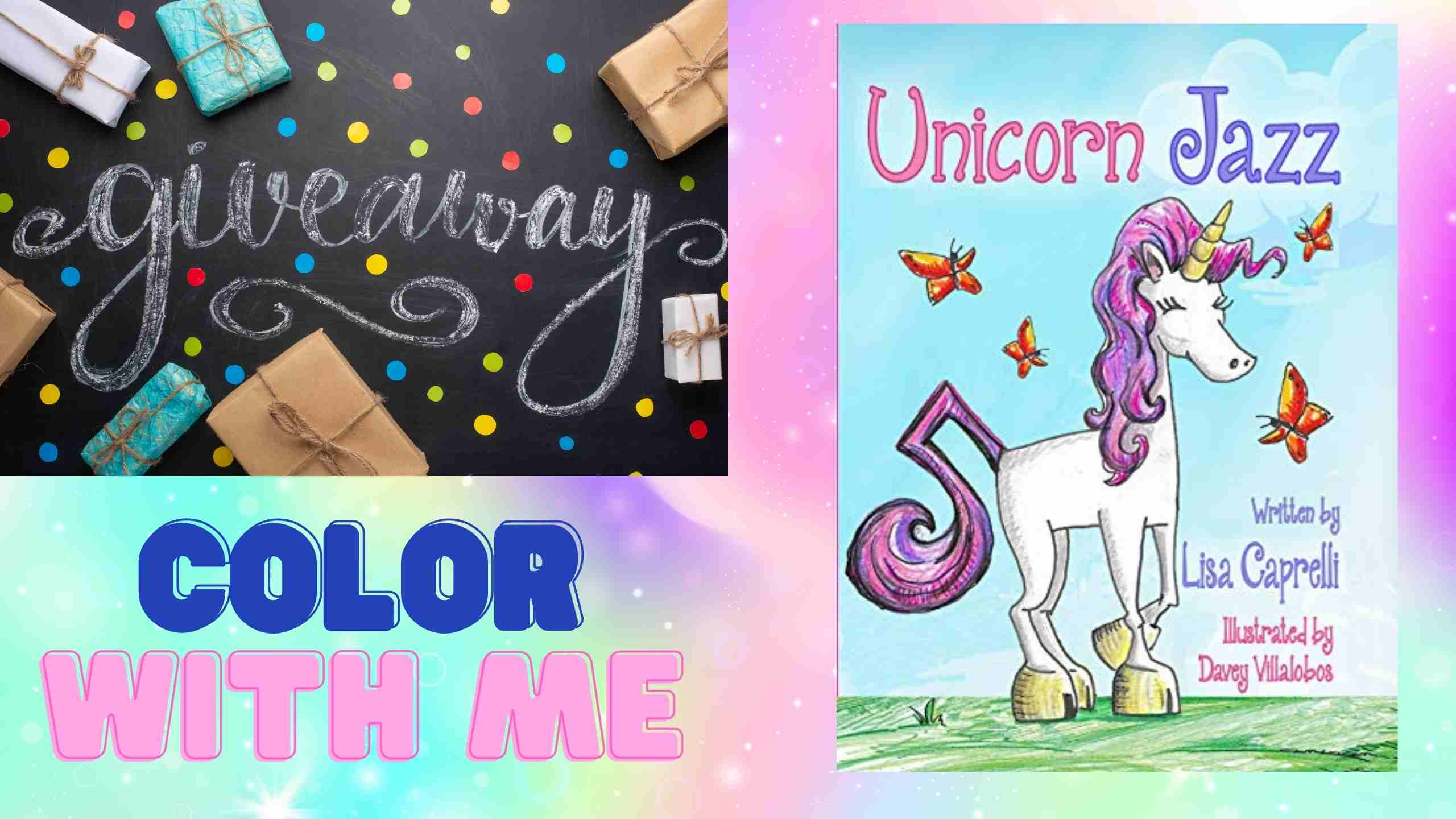 coloring page contest