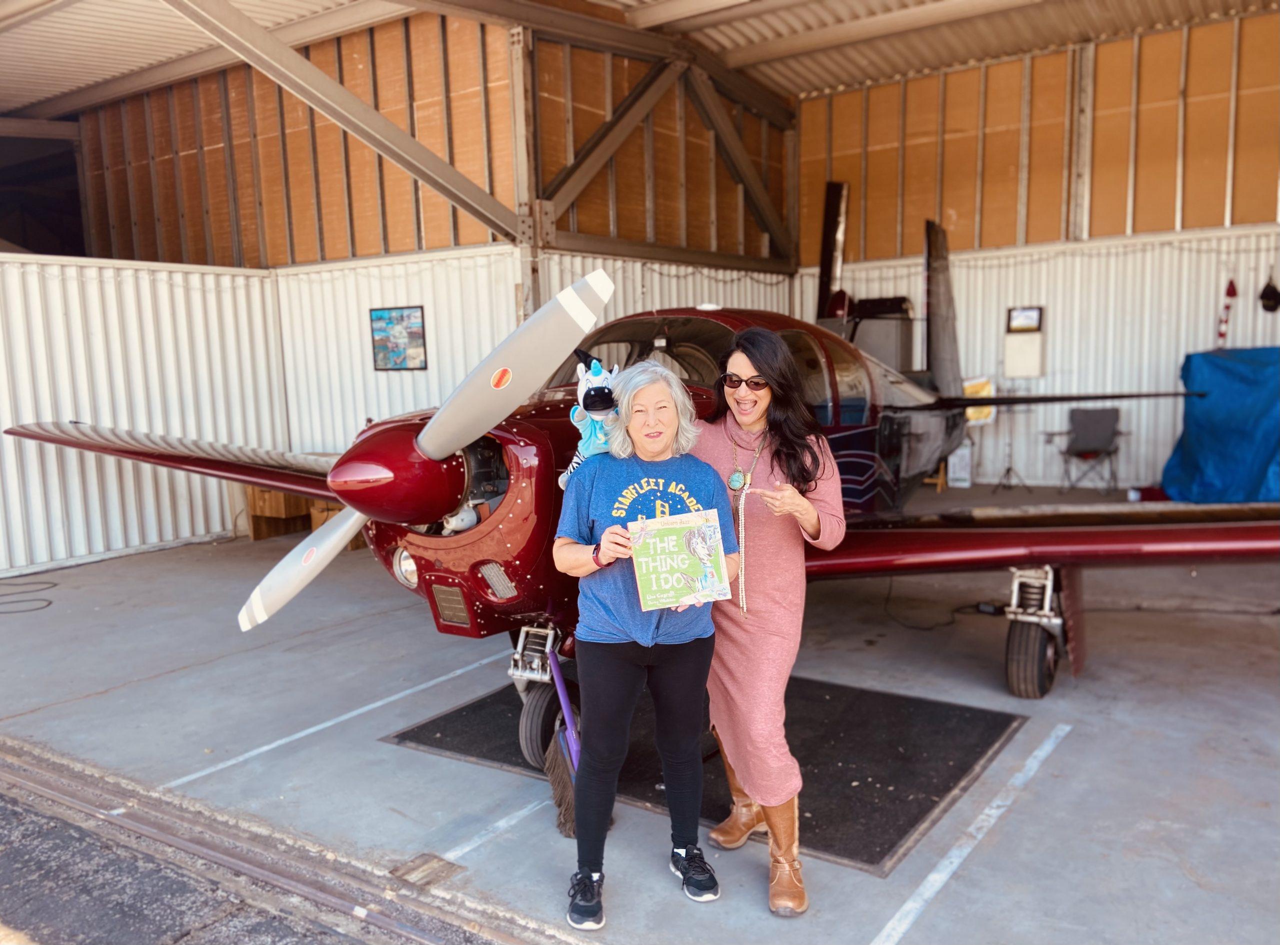 A Woman Who Flies Planes Lisa Caprelli