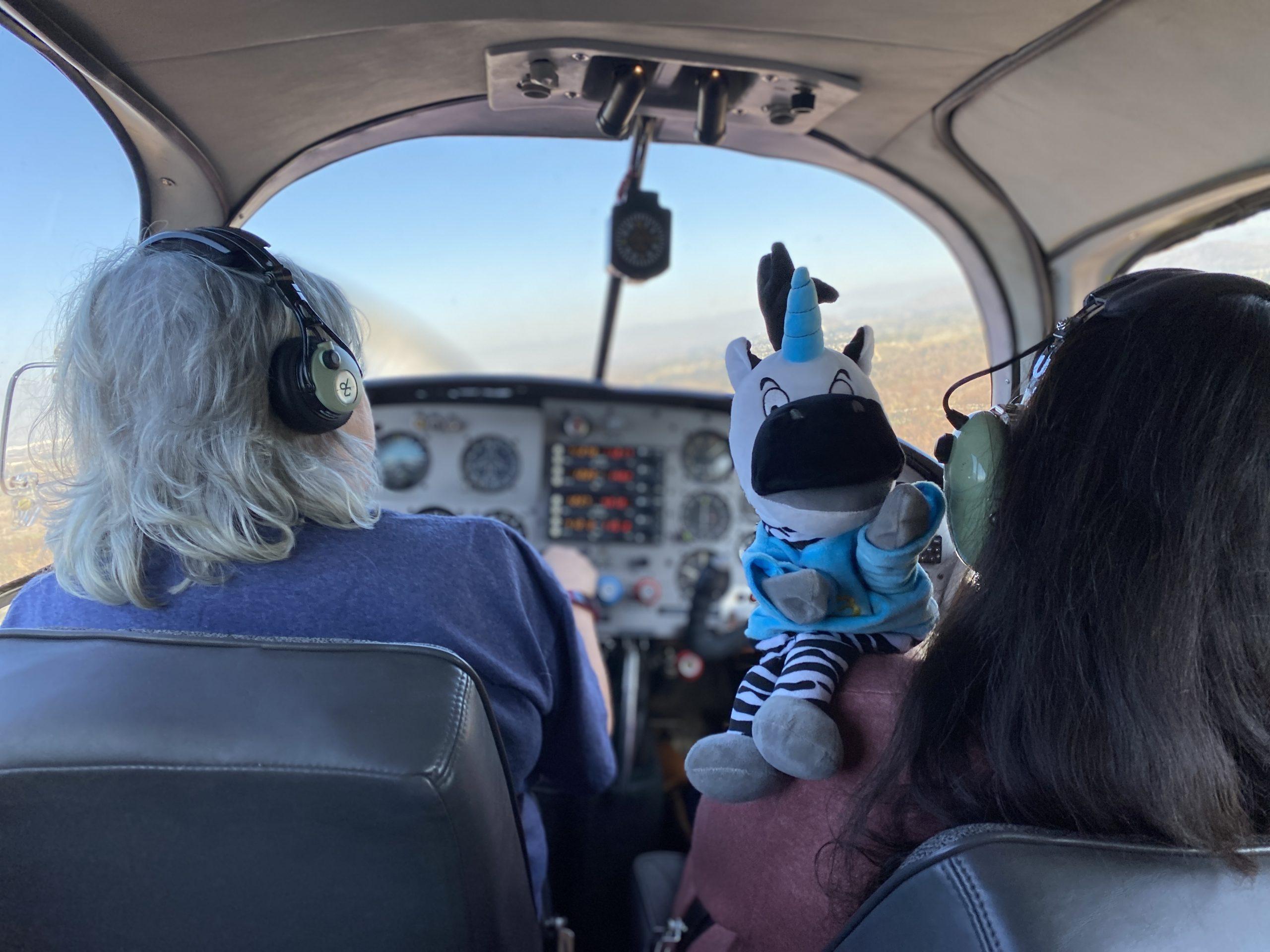 A Woman Who Flies Planes