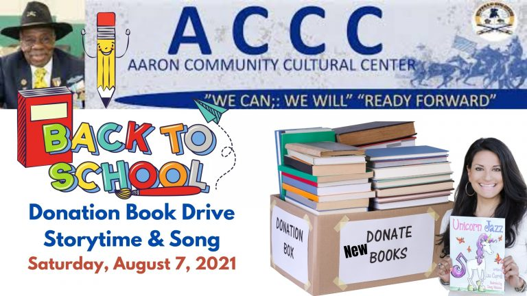 Back to School Story Time Charity