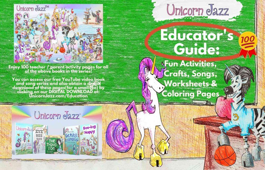 unicorn jazz educators guide