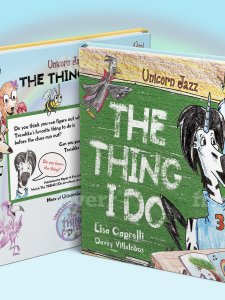 UNICORN JAZZ THE THING I DO CHILDRENS UNICORN BOOK SERIES
