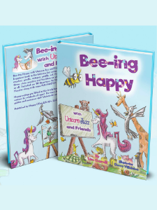 beeing happy with unicorn jazz and friends best selling childrens book ages 6 to 8