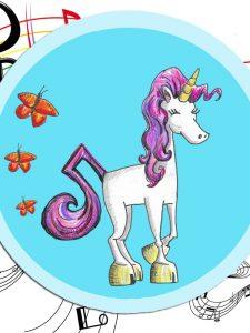 unicorn jazz friendship song